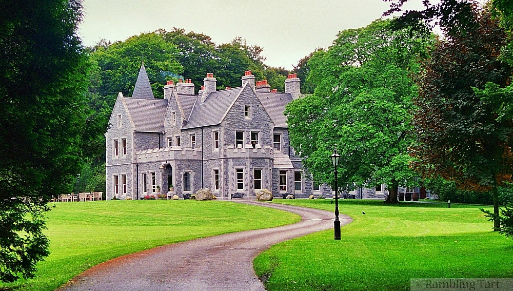 Ireland Manor House
