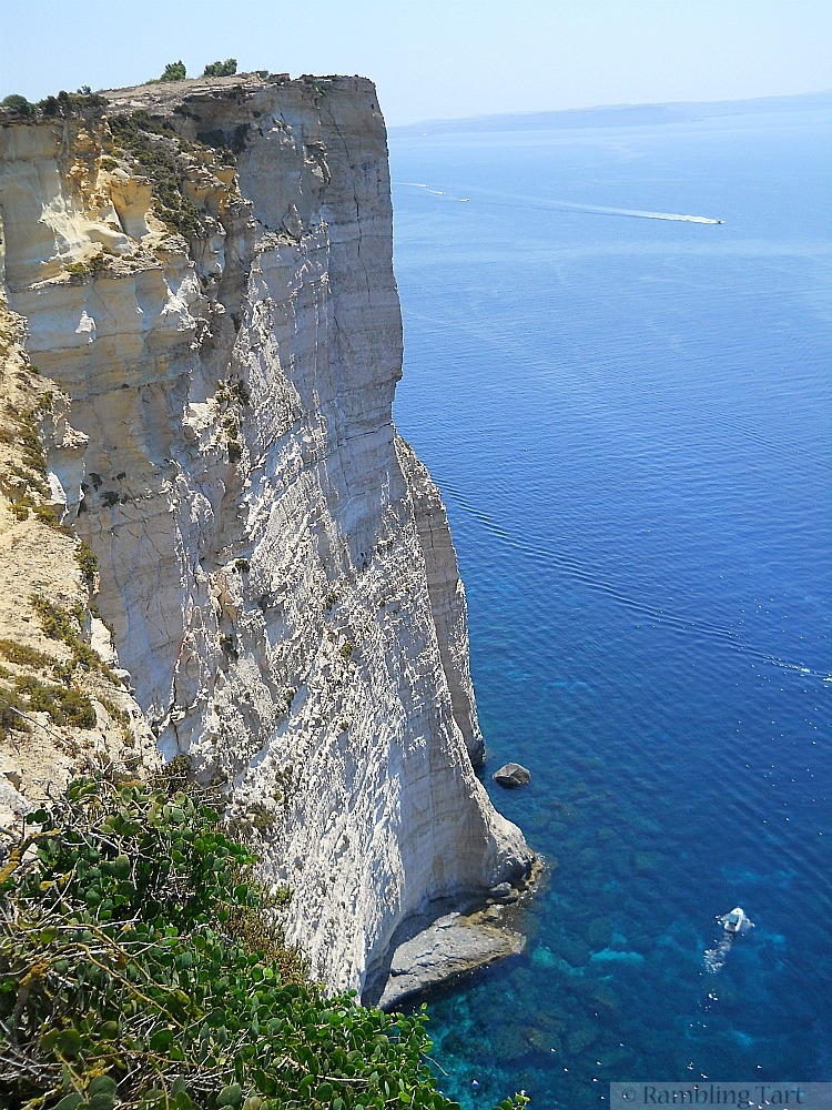 cliffs of Sannat