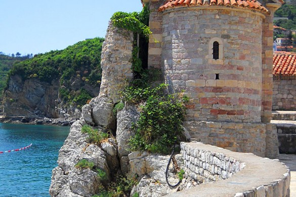Budva tower