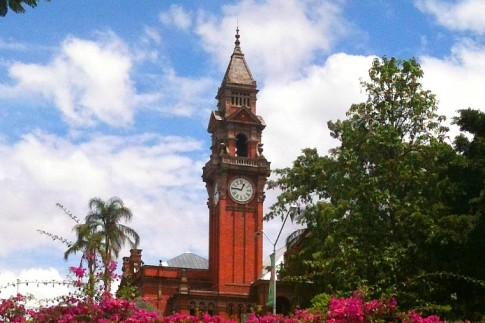 Brisbane clock tower