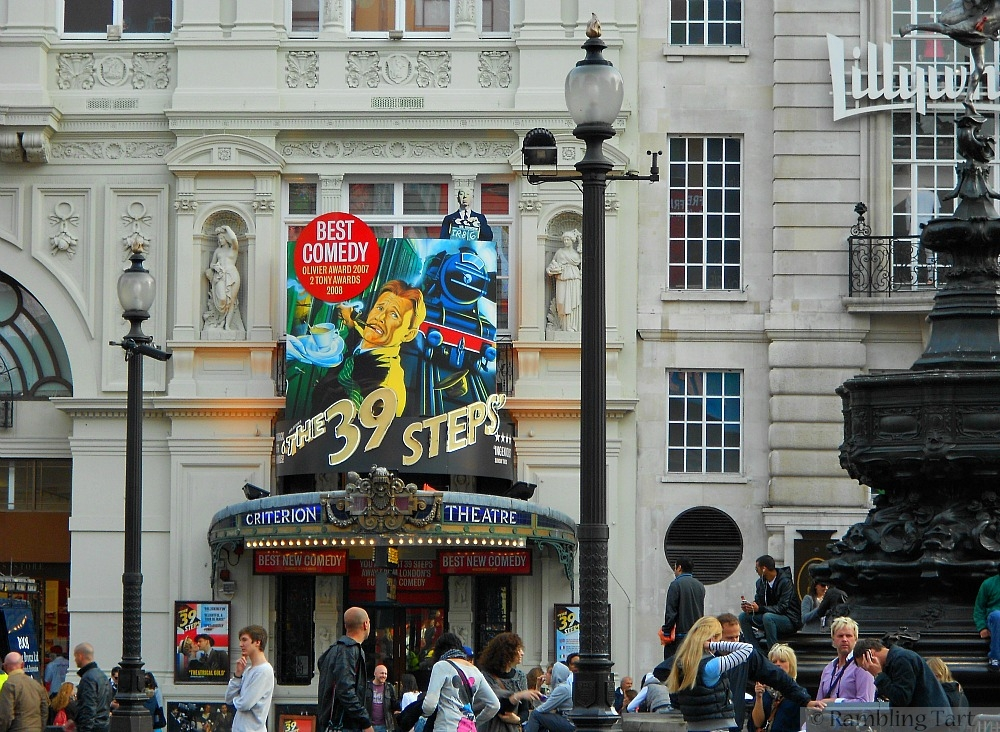 Criterion Theatre London