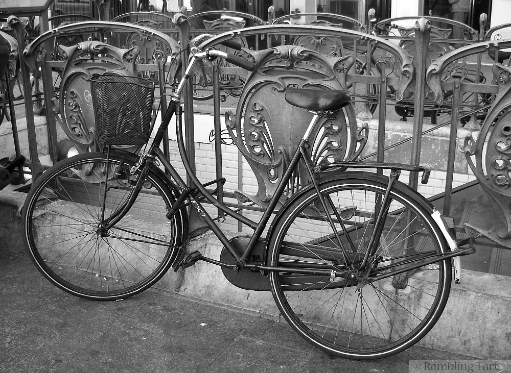 Paris bicycle