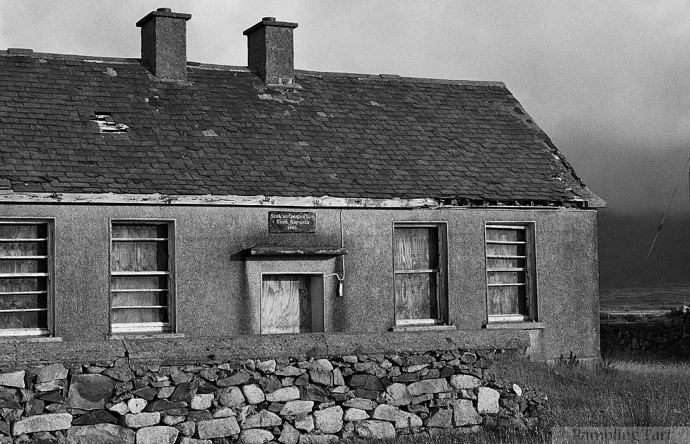 Irish schoolhouse