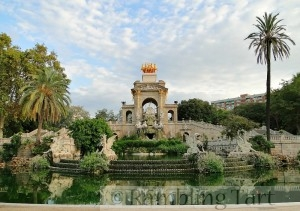 Ciutadella Park, Barcelona, Spain photo by Bernard Gagnon