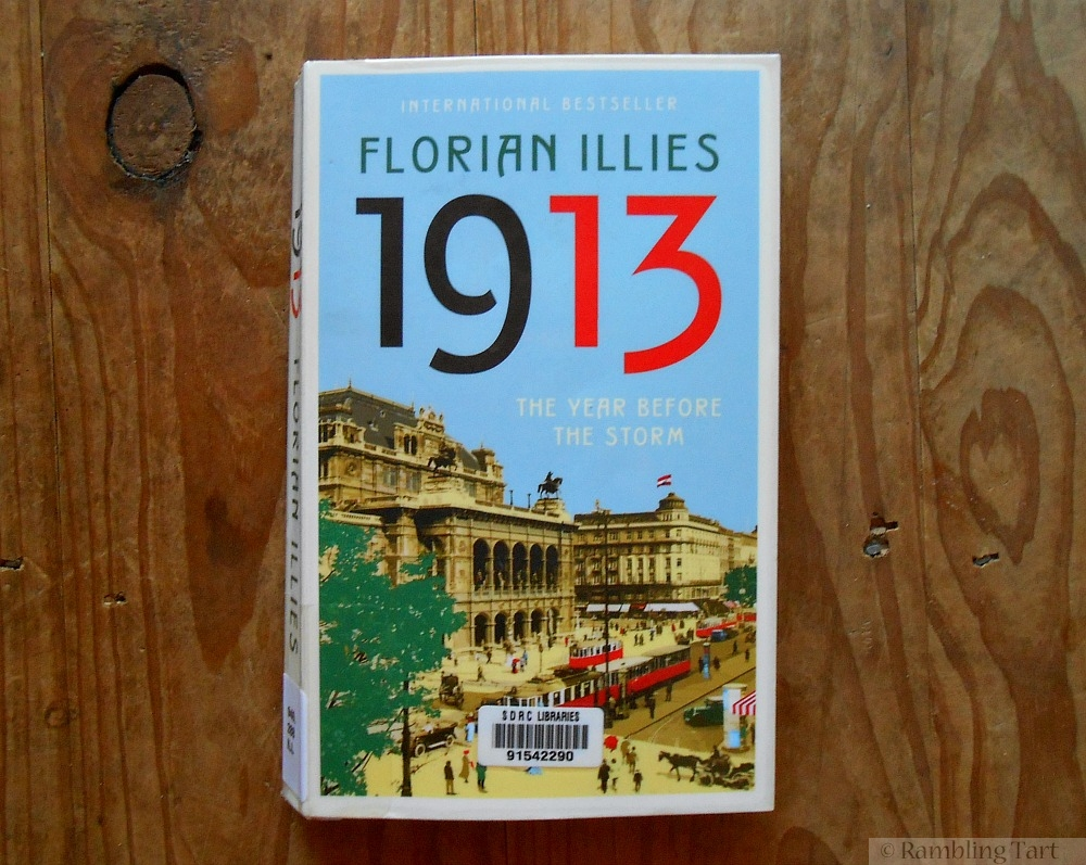 1913 by Florian Illies
