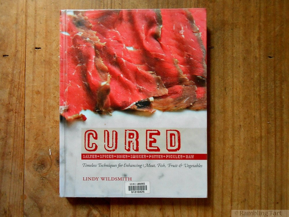 Cured by Lindy Wildsmith