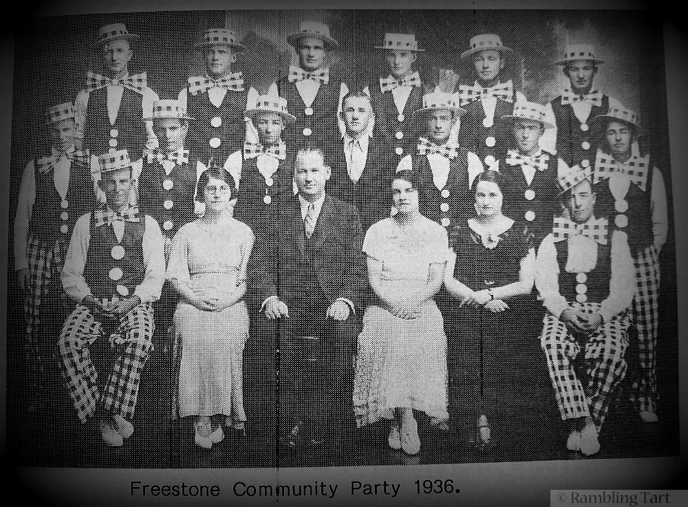 Freestone Community Party