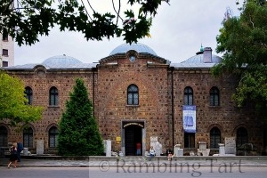 Bulgarian National Archaeological Museum by Ann Wuyts