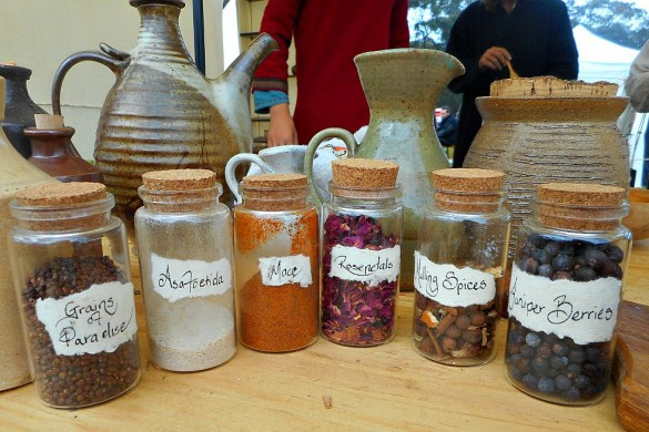 medieval spices