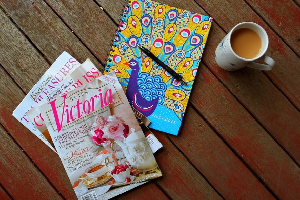 journal and magazines
