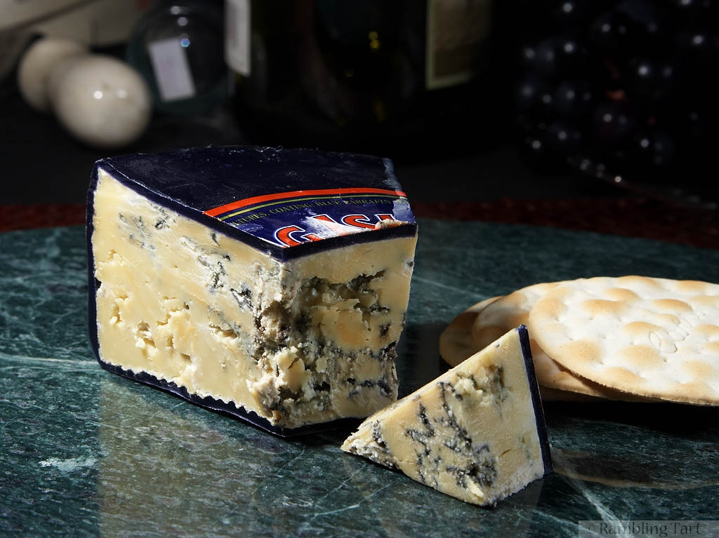 blue cheese by Jon Sullivan