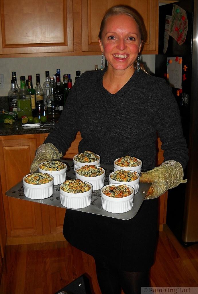 Rambling Tart Gluten-Free Souffles