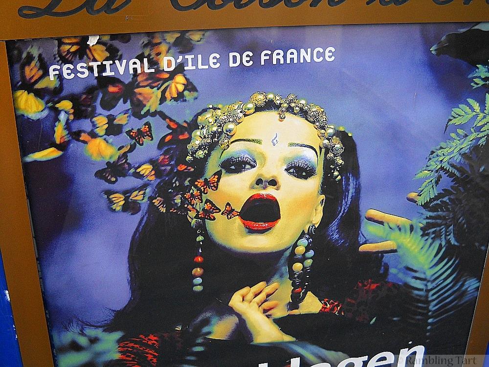 Paris Billboard