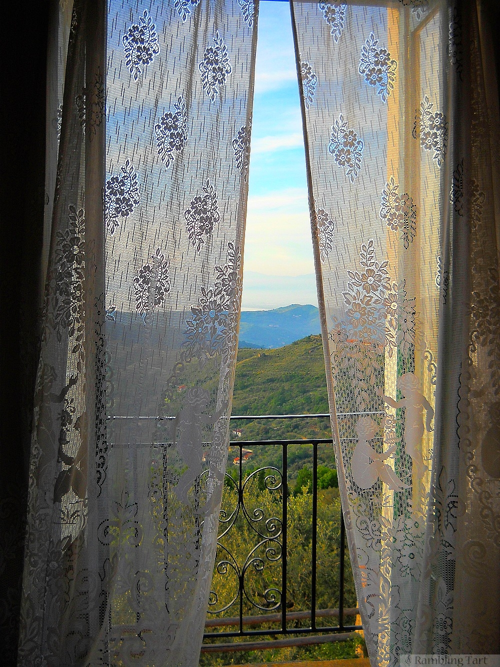 Villa window