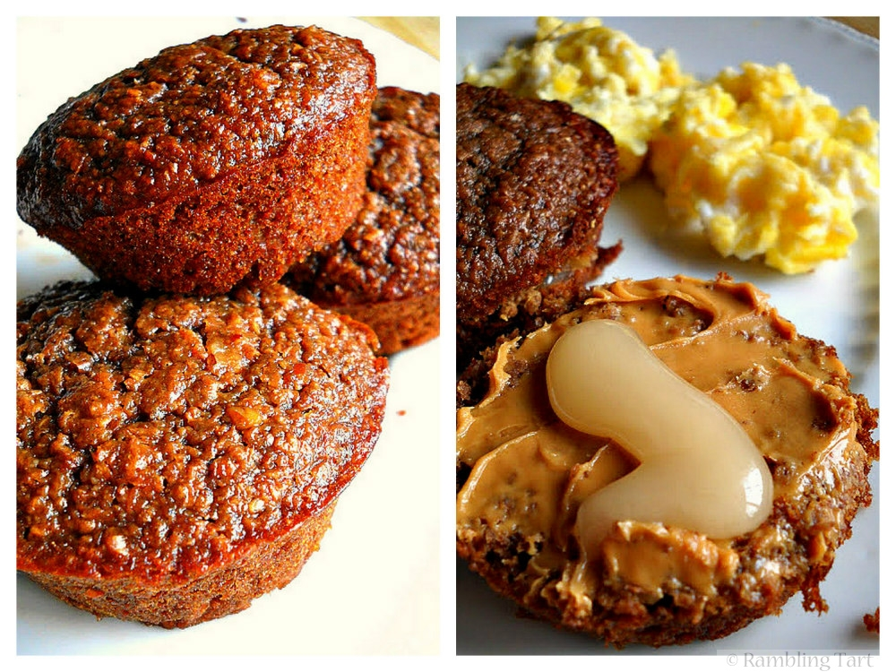 moist bran muffins