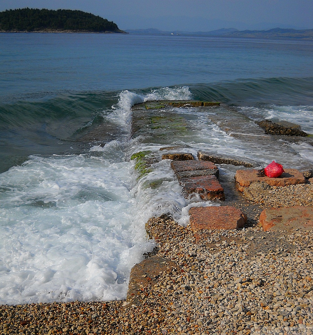 Greek ocean