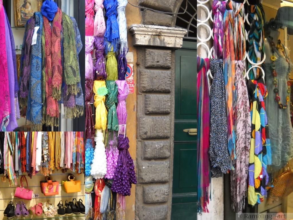 European scarves