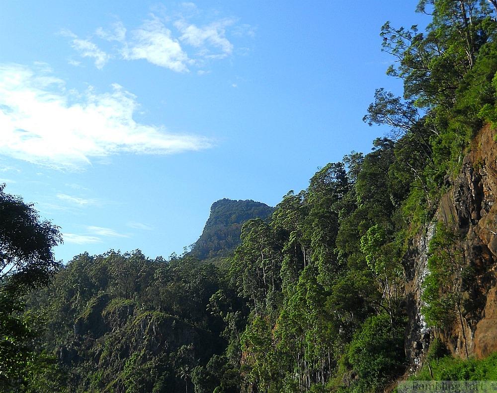 Australian mountain