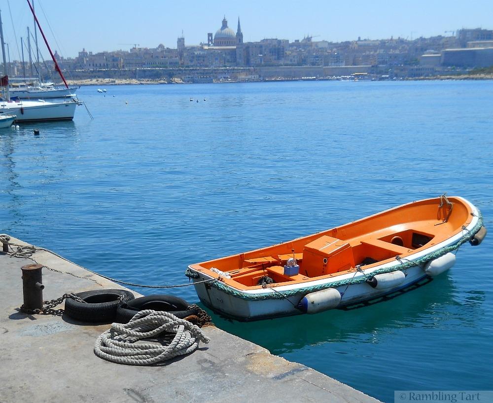 Luzzu in Malta