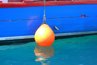 Malta fishing boat