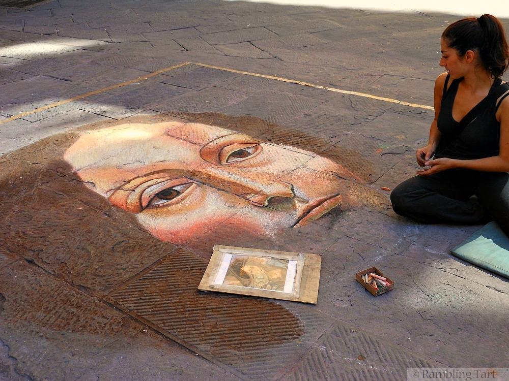 Italian street artist