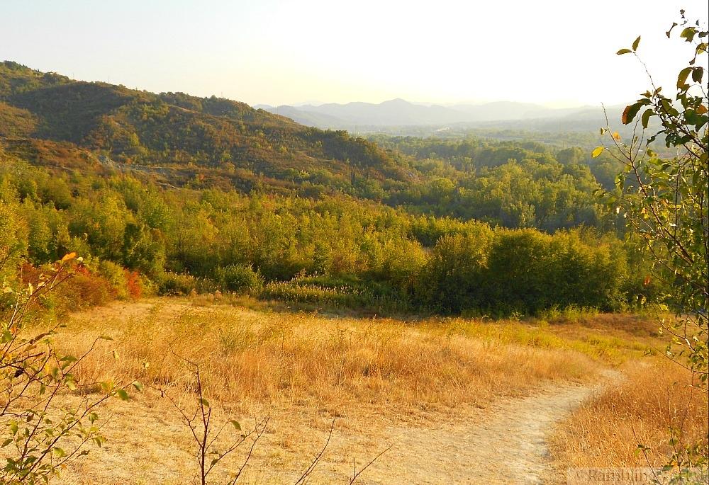 Italian regional park