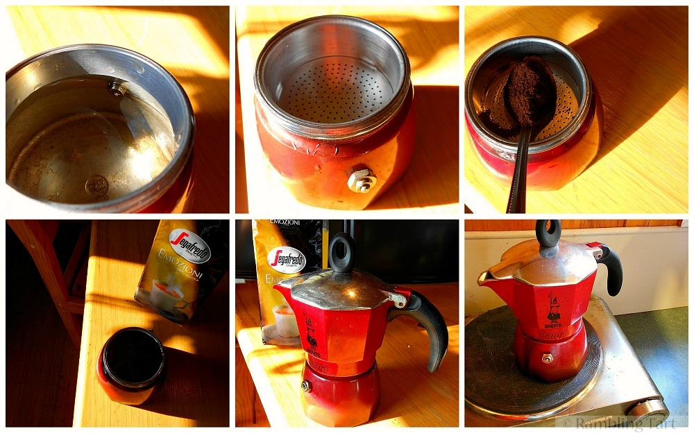 How to make Italian coffee