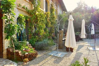 Casa Scaparone courtyard