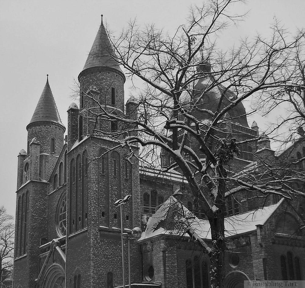 Mastricht Cathedral
