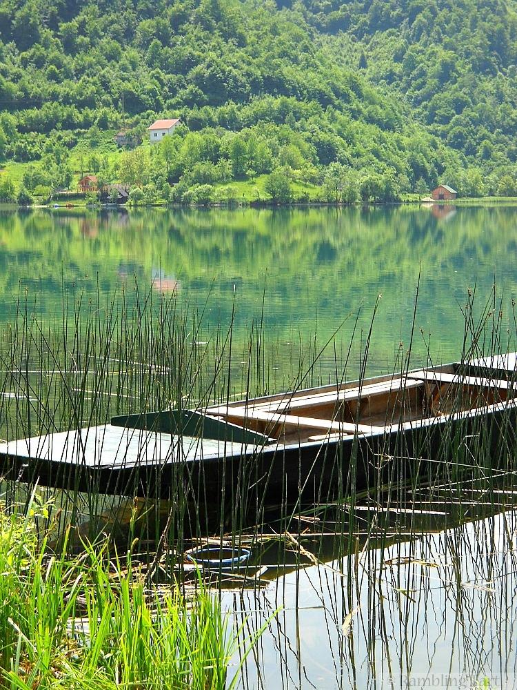 Bosnian boat