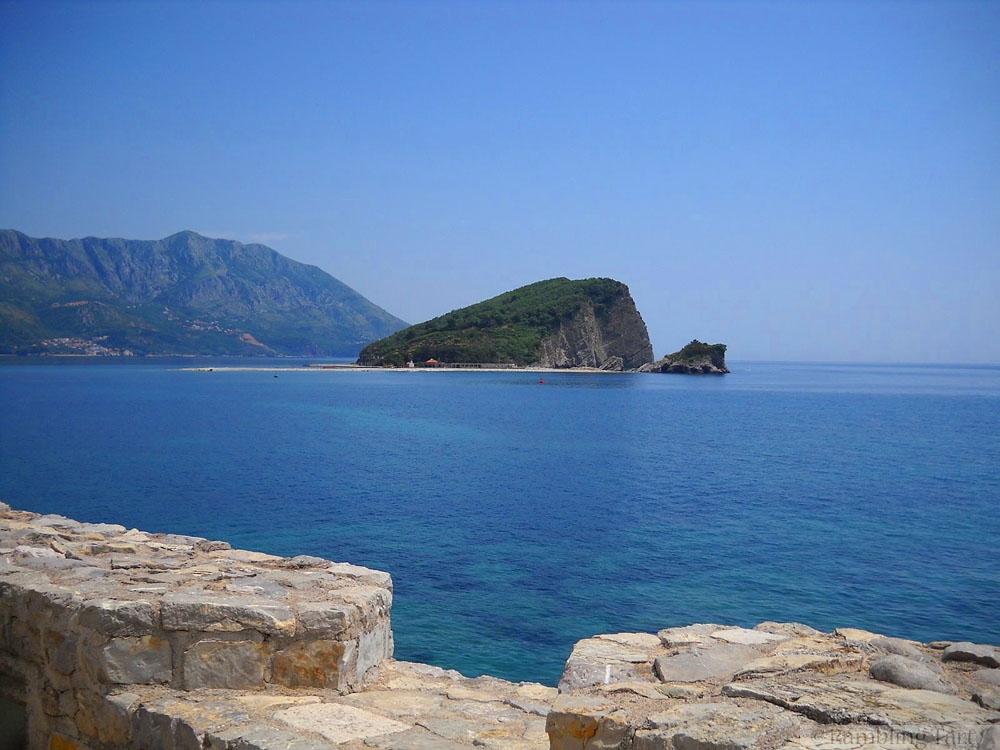 Montenegro islands