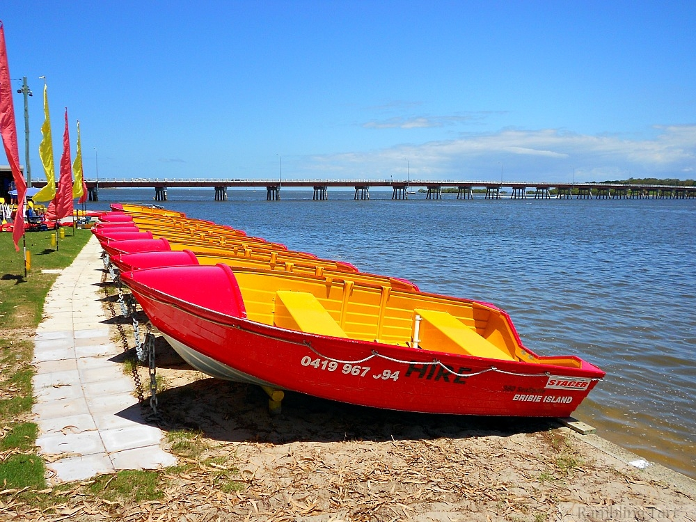 Bribie Island boat rental