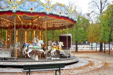 Tuileries carousel