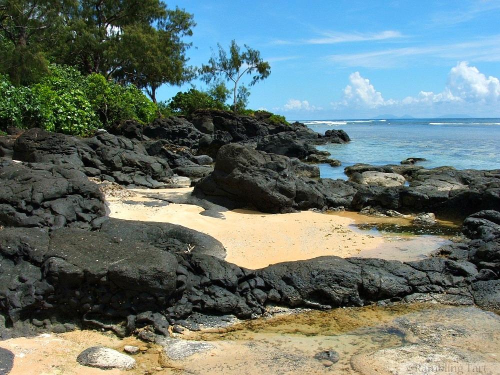 volcanic beach Vanuatu