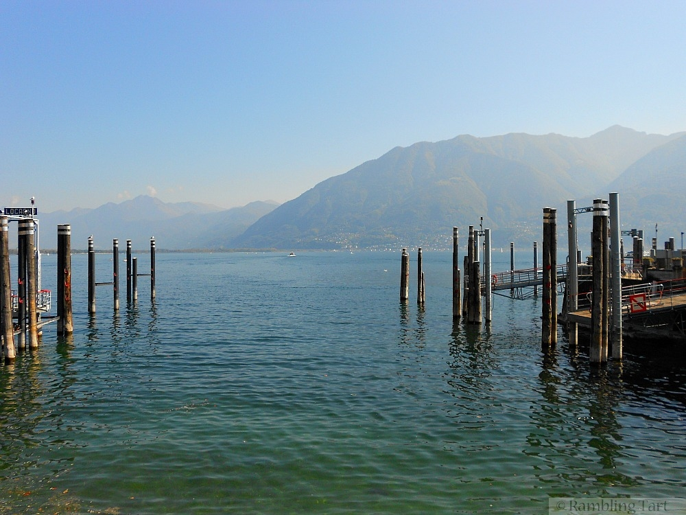 Lake Maggiore Switzerland