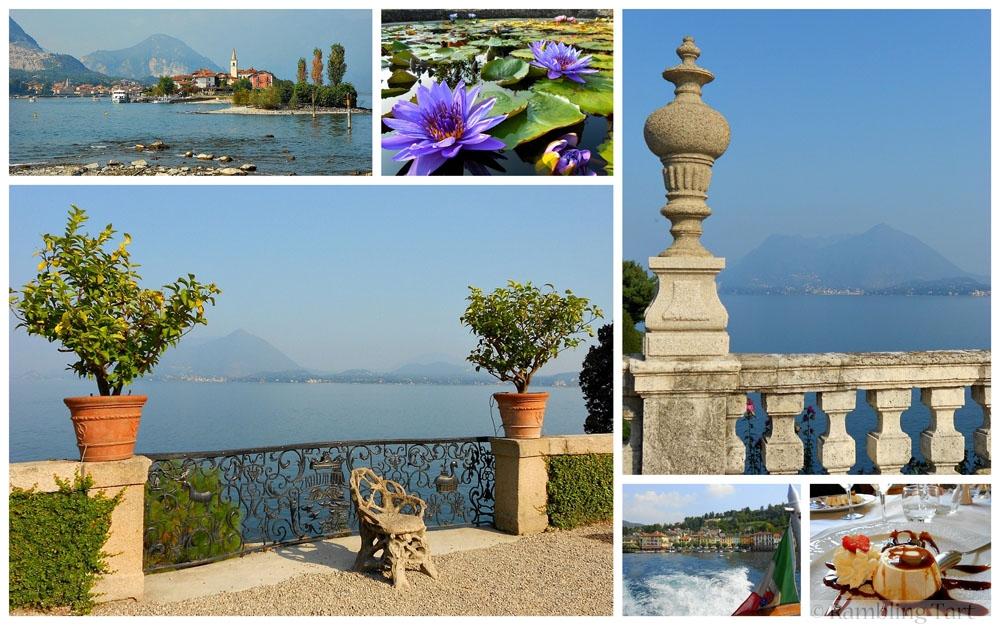 Italian lakeside villas
