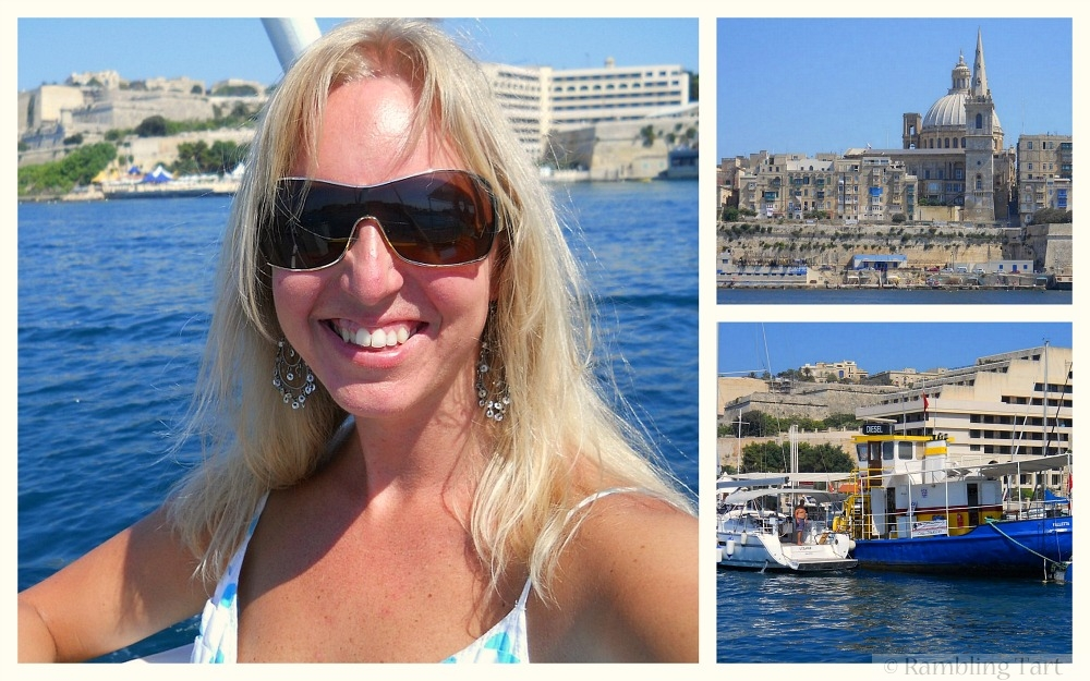 boating in Malta