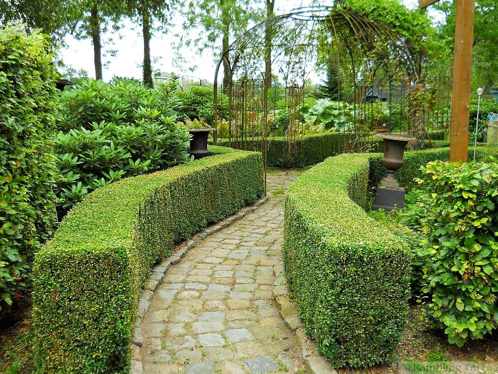 Charmant Stone Garden Path