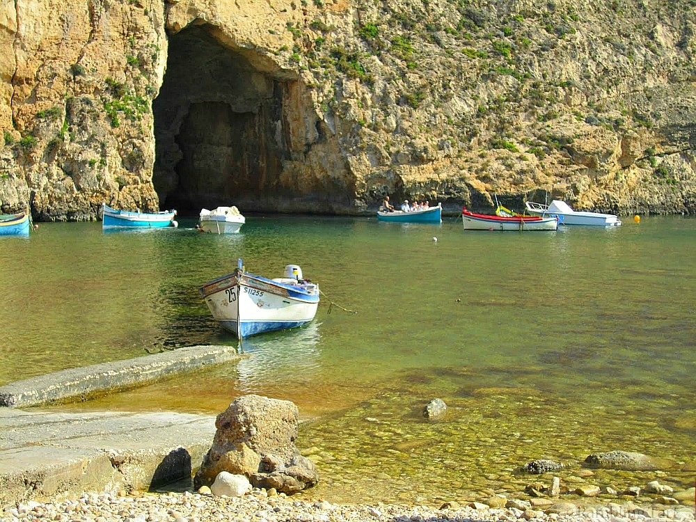 Inland Sea on Gozo