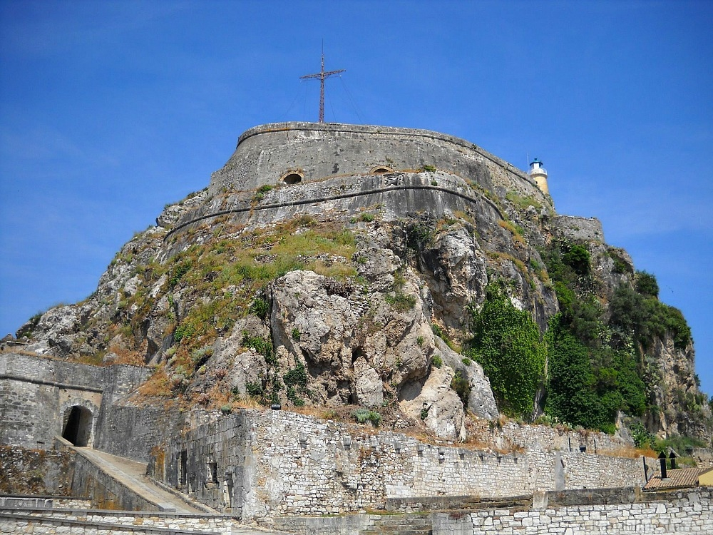 Old Fort Corfu
