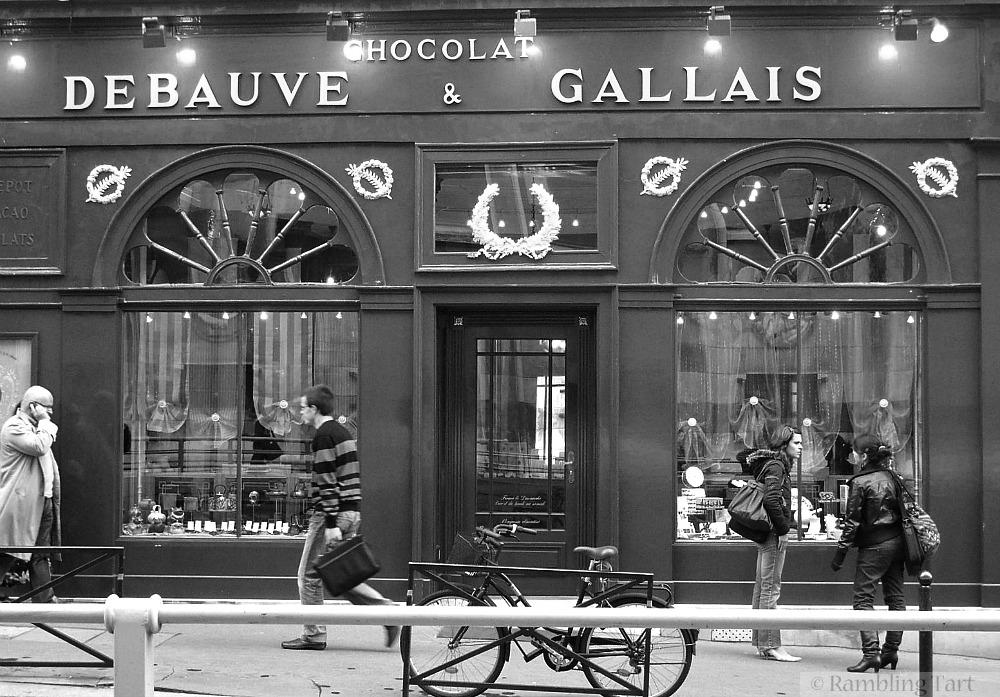 Debauve & Gallais Chocolat
