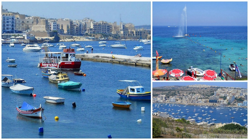 Maltese harbors