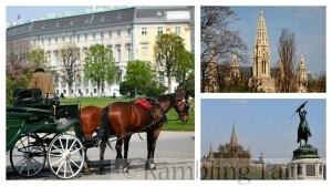 scenes from Vienna