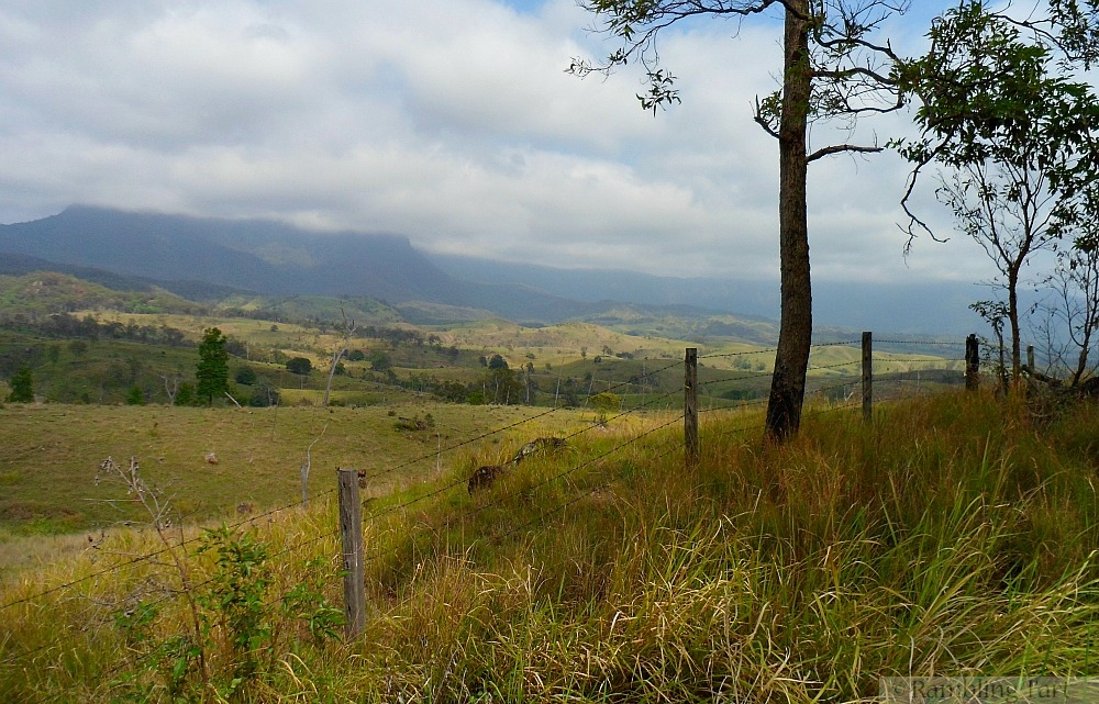 Queensland mountains