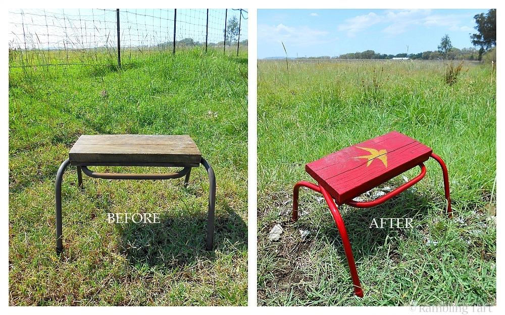 farm stools