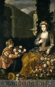 Offering to Flora