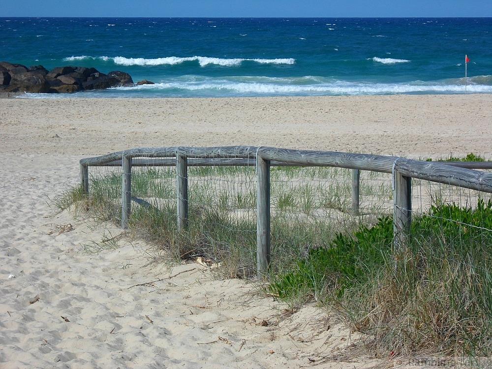 Coolangatta sand