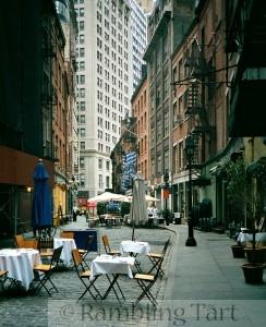 Stone Street NYC