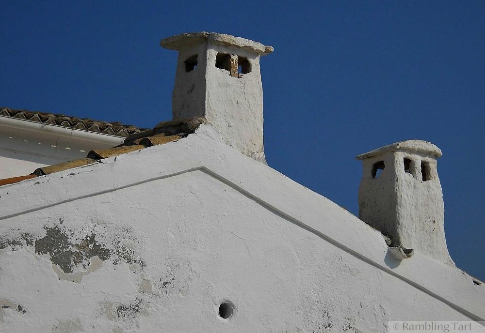 Greek rooftop