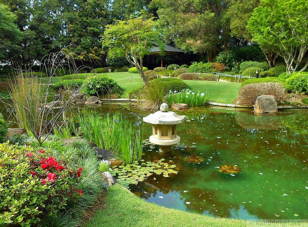Brisbane Japanese Garden